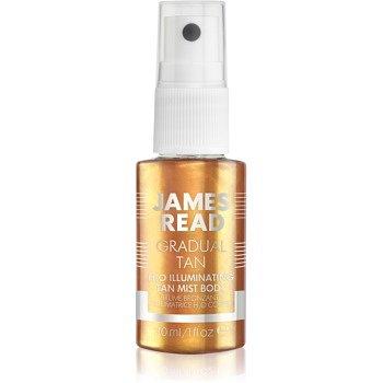 James Read Gradual Tan H2O Illuminating samoopalovací mlha na tělo 30 ml