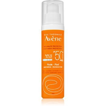 Avène Sun Sensitive ochranný fluid SPF 50+  50 ml