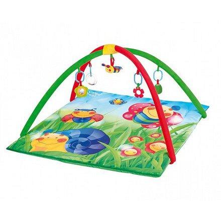 Hrací deka s hrazdičkou Happy Garden