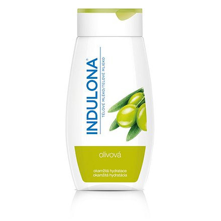 Indulona Olivová Tělové mléko hydratační 250ml