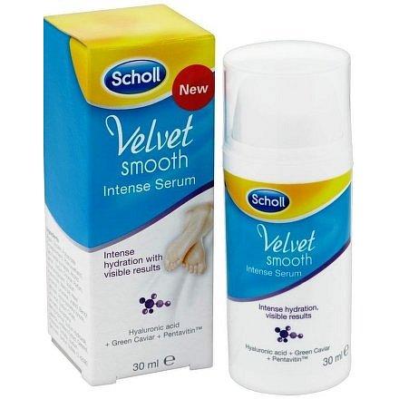 SCHOLL Velvet Smooth Intenzivní sérum 30ml