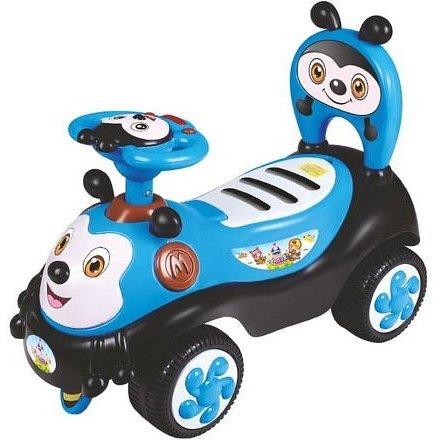 Baby Mix Odrážedlo Happy Bee blue