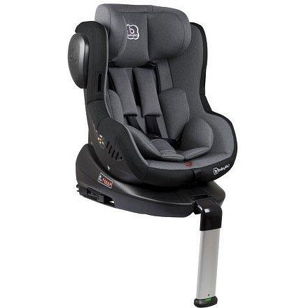 BabyGo autosedačka ISO 360 Grey