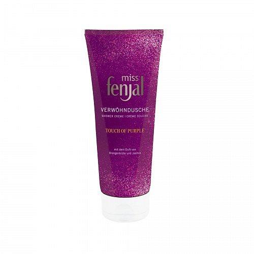 Fenjal Miss Touch of Purple Shower Creme sprchový krém 200ml