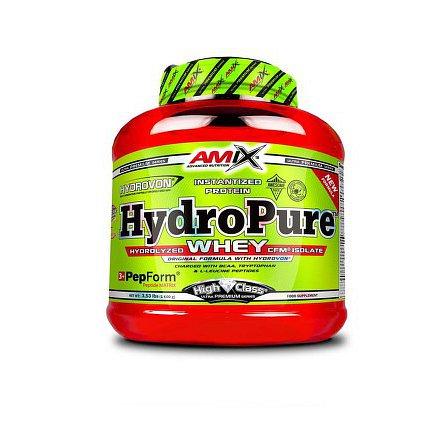 HydroPure Whey Protein 1600g creamy vanilla milk