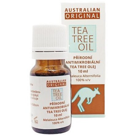 Australian Original Tea Tree Oil 100% 10ml