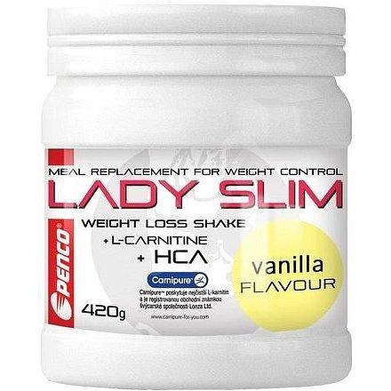 Penco Lady Slim 420g Vanilka