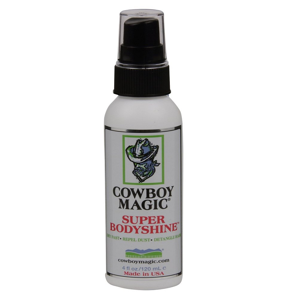 COWBOY MAGIC SUPER BODYSHINE SPREY 120 ml