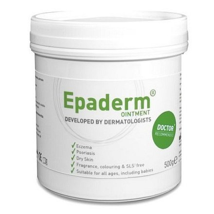 Epaderm ointment 500 g