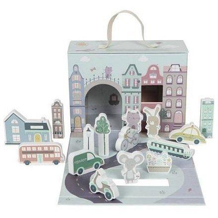 Město v kufříku