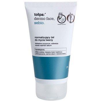 Tołpa Dermo Face Sebio čisticí gel pro mastnou pleť 150 ml
