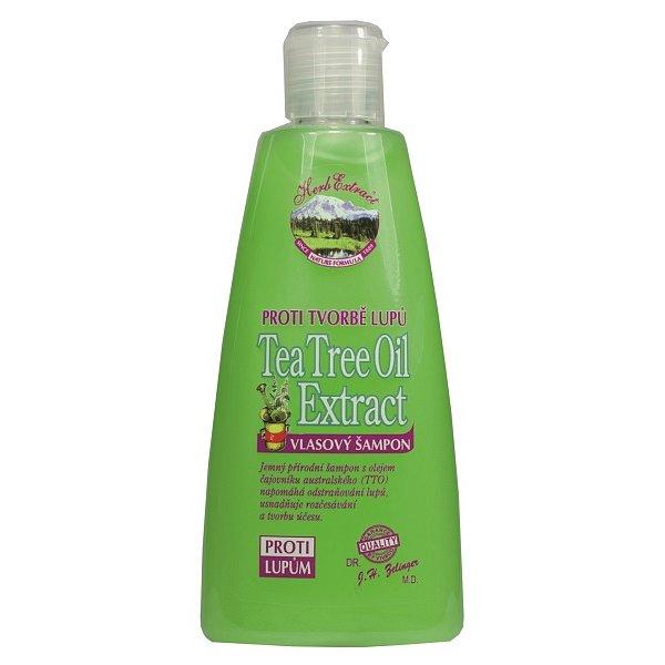 Herb Extract TTO šampon proti lupům 250ml