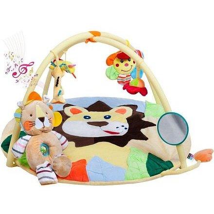 PlayTo Hrací deka s melodií lvíče