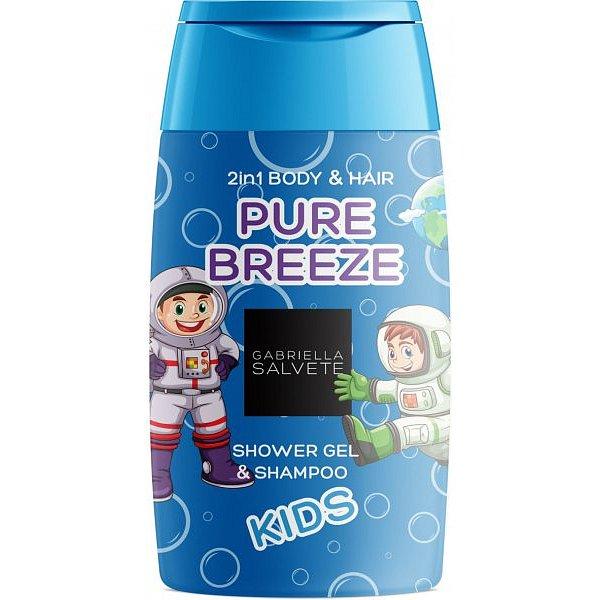Gabriella Salvete Sprchový gel pro děti 2v1 Pure Breeze 300ml