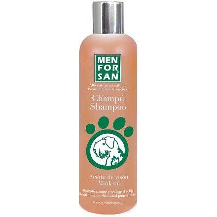 Menforsan Ochranný šampon s norkovým olejem pro psy 300ml