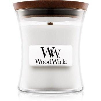 Woodwick Magnolia vonná svíčka 85 g s dřevěným knotem