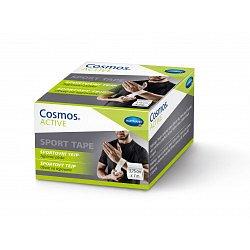 Cosmos Active 3,75 cm x 7 m sportovní tejp 1 ks bílý
