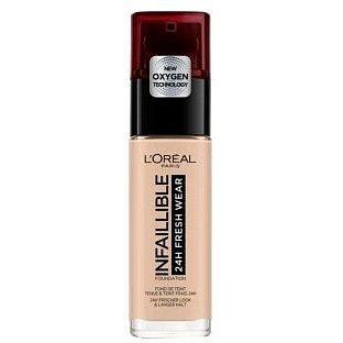 L´Oréal Paris Infaillible Fresh Wear dlouhotrvající tekutý make-up 200 Golden Sand 30ml
