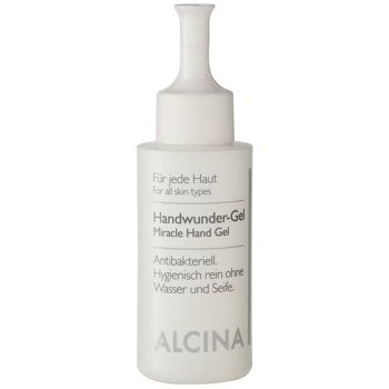 Alcina For All Skin Types čisticí gel na ruce  50 ml