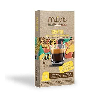 MUST Nespresso BIO Kenya 10 kapslí