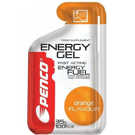 Penco Energy Gel 35g Pomeranč