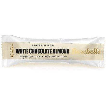 Barebells Protein Bar bílá čokoláda/mandle 55g