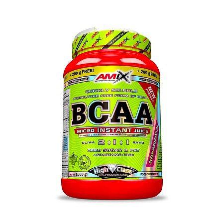 BCAA Micro Instant Juice lesní ovoce 1kg