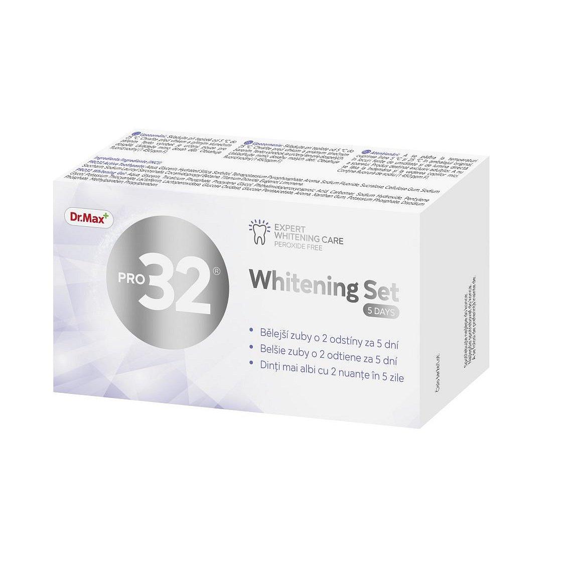 Dr.Max Whitening Set