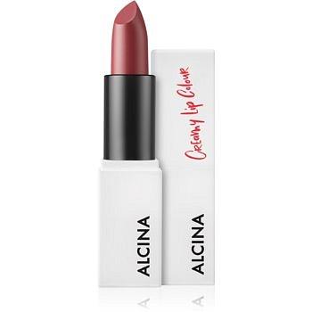 Alcina Decorative Creamy Lip Colour krémová rtěnka odstín Gooseberry