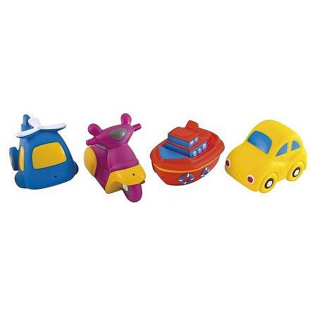koupací stříkací hračky