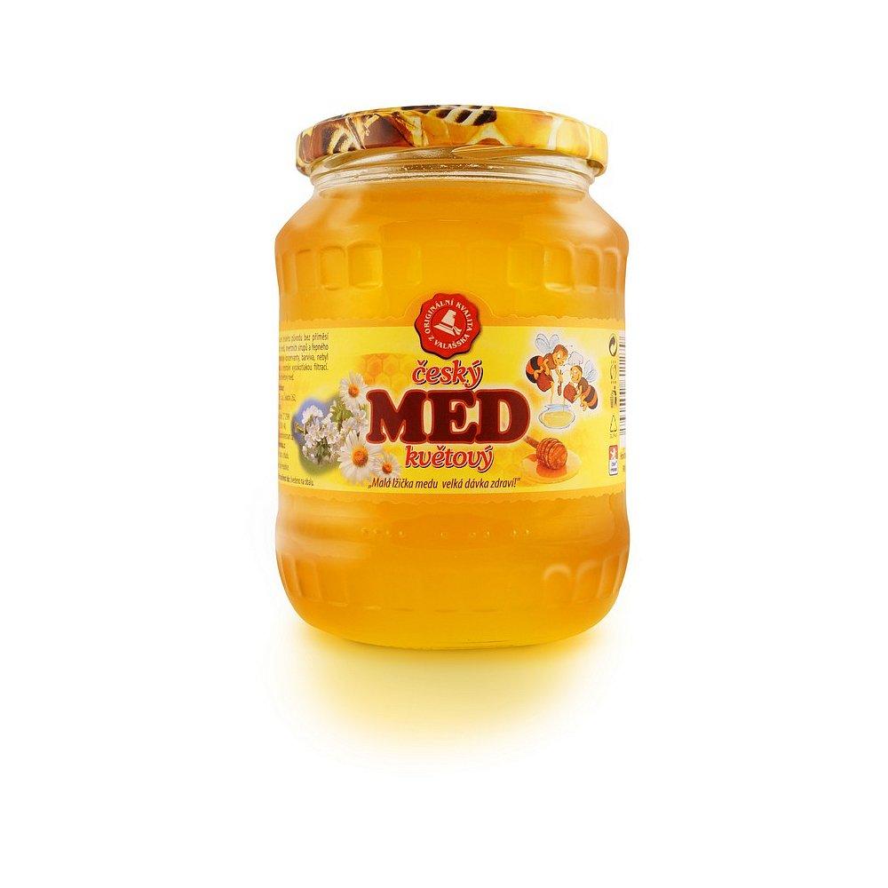 JANKAR PROFI Med květový 900 g