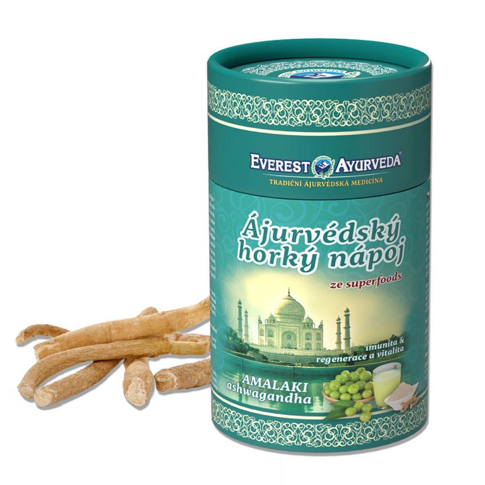 EVEREST AYURVEDA Amalaki Witánie snodárná sypaná směs 100 g