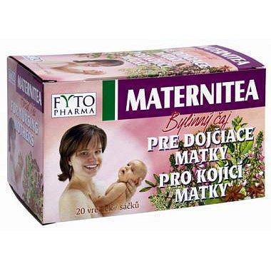 MATERNITEA® bylinný čaj pro kojící matky 20x1,5g