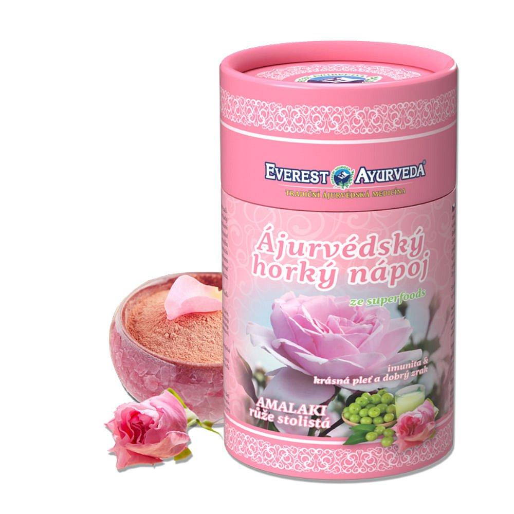 EVEREST AYURVEDA Amalaki růže stolistá sypaná směs 100 g