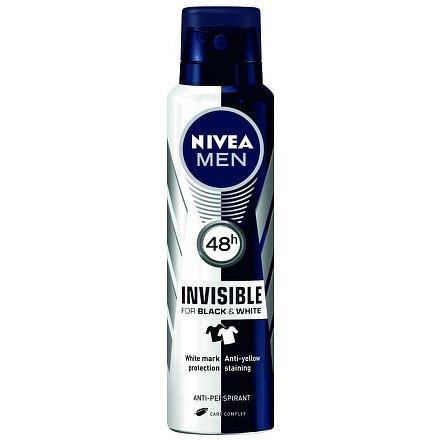 NIVEA Deo MEN Sprej AP B&W Power 150ml