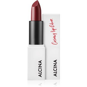 Alcina Decorative Creamy Lip Colour krémová rtěnka odstín Cherry
