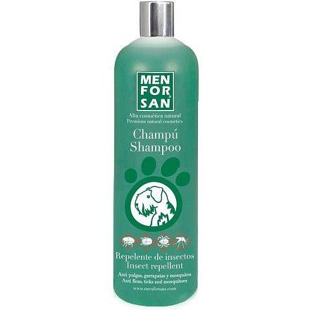 Menforsan Přírodní repelentní šampon proti hmyzu pro psy 1000ml