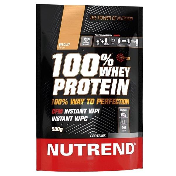 100% Whey Protein sušenka 500g