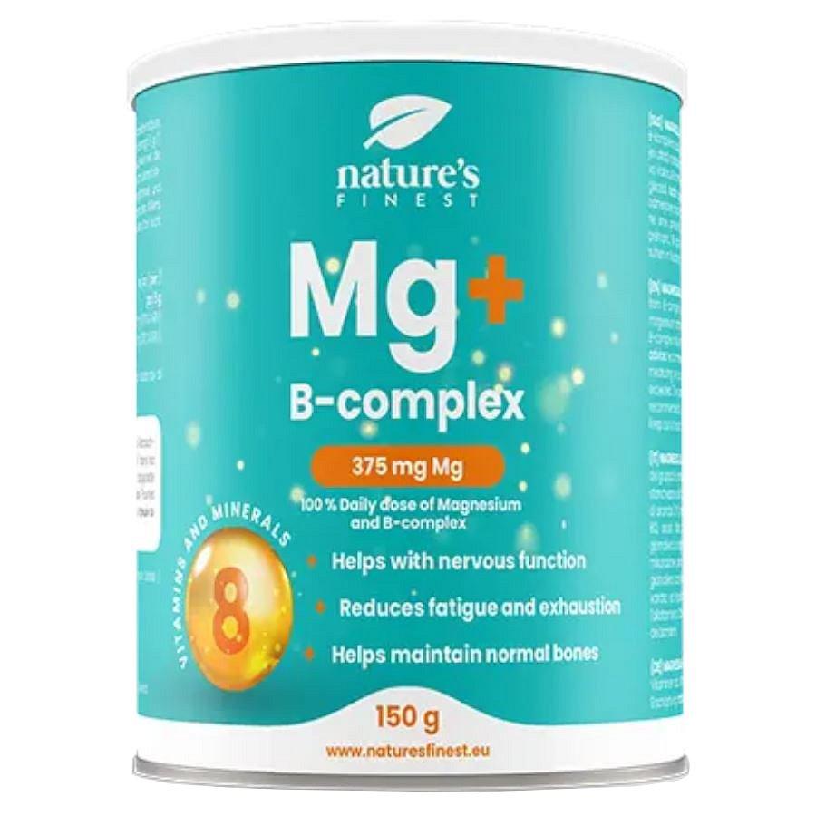 Nutrisslim Magnesium + B-Complex 150g