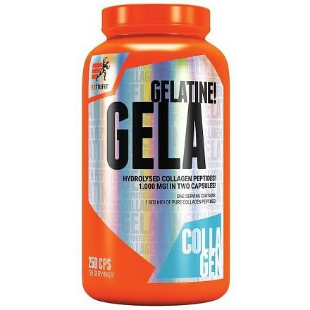 Gela 1000 mg 250 cps