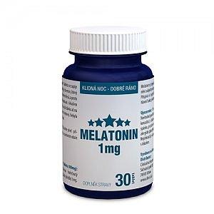 Melatonin 1mg tbl 30 Clinical