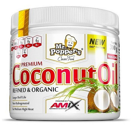Mr.Popper´s - Coconut Oil 300g