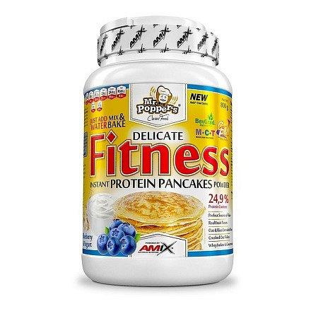 Fitness Protein Pancakes borůvka a jogurt 800g