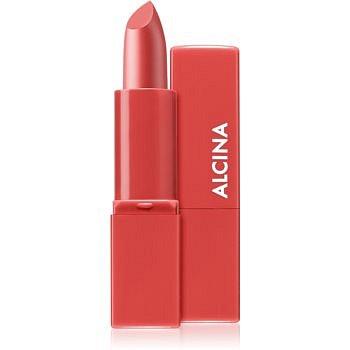 Alcina Pure Lip Color krémová rtěnka odstín 04 Poppy Red