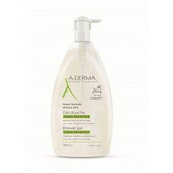 A-Derma Hydra-Protective hydratační sprchový gel 750 ml