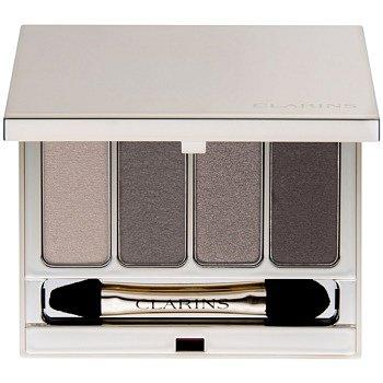 Clarins Eye Make-Up Palette 4 Couleurs paleta očních stínů odstín 03 Brown 6,9 g