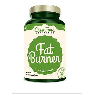 GreenFood Nutrition Fat Burner 60cps