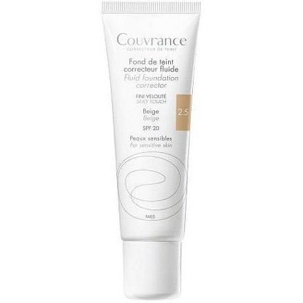 AVENE Couvrance Tekutý make-up beige (2.5) 30ml