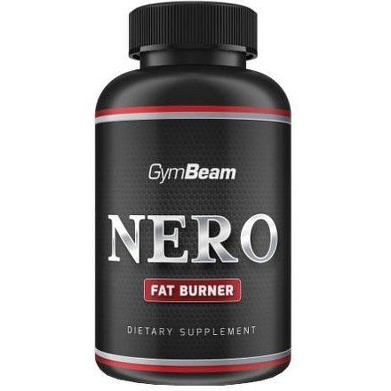 GymBeam Nero spalovač 120 kapslí