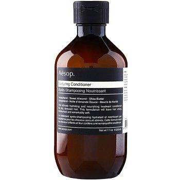 Aēsop Hair Nurturing vyživující kondicionér pro suché, poškozené a chemicky ošetřené vlasy  200 ml
